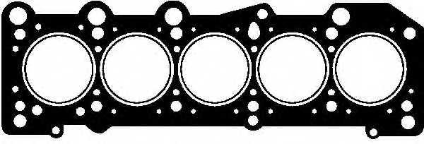 Прокладка головки цилиндра GLASER H50163-00 - изображение
