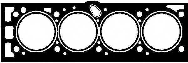 Прокладка головки цилиндра GLASER H50164-00 - изображение