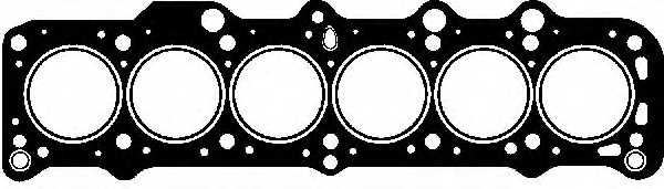 Прокладка головки цилиндра GLASER H50165-00 - изображение