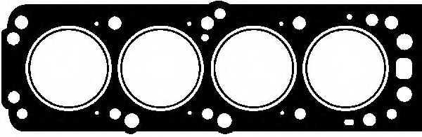 Прокладка головки цилиндра GLASER H50217-00 - изображение