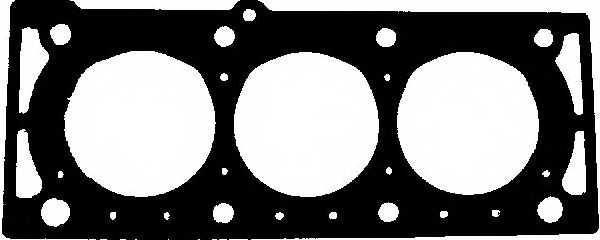 Прокладка головки цилиндра GLASER H50220-00 - изображение