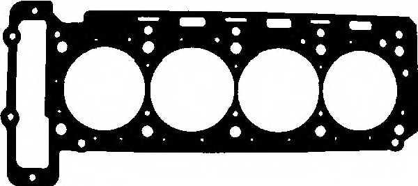 Прокладка головки цилиндра GLASER H50222-00 - изображение