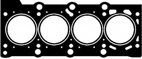 Прокладка головки цилиндра GLASER H50230-00 - изображение