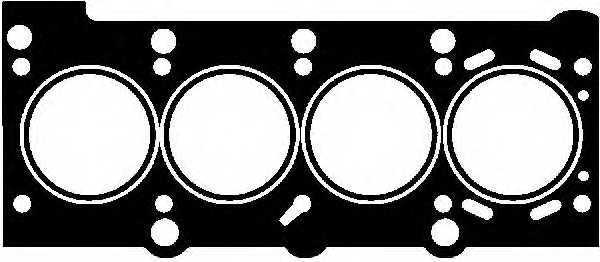 Прокладка головки цилиндра GLASER H50231-00 - изображение