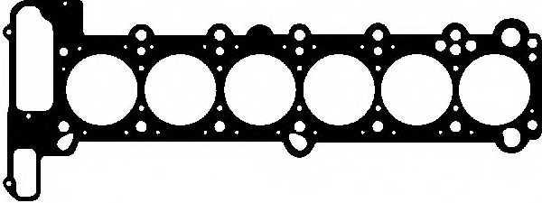 Прокладка головки цилиндра GLASER H50235-50 - изображение