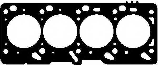 Прокладка головки цилиндра GLASER H50240-00 - изображение