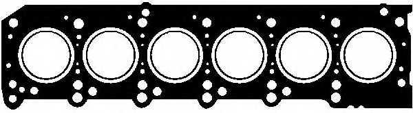 Прокладка головки цилиндра GLASER H50249-00 - изображение