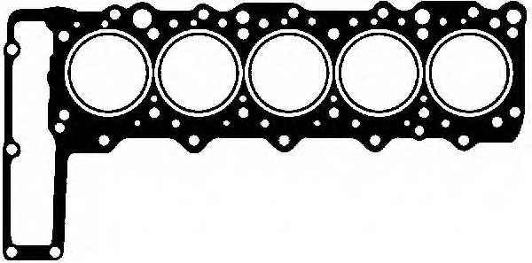 Прокладка головки цилиндра GLASER H50252-00 - изображение