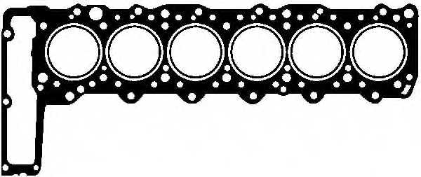 Прокладка головки цилиндра GLASER H50253-00 - изображение