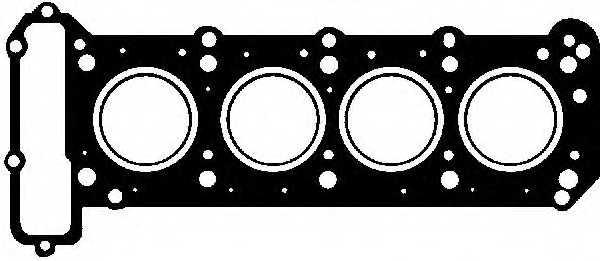 Прокладка головки цилиндра GLASER H50255-00 - изображение