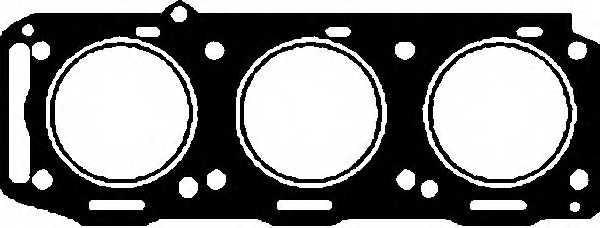 Прокладка головки цилиндра GLASER H50272-00 - изображение