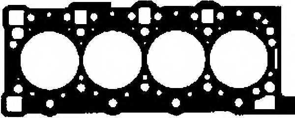 Прокладка головки цилиндра GLASER H50390-00 - изображение