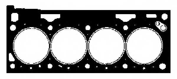 Прокладка головки цилиндра GLASER H50457-00 - изображение
