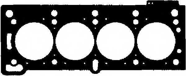 Прокладка головки цилиндра GLASER H50458-00 - изображение