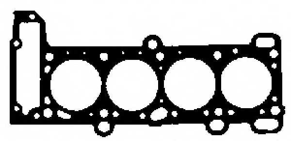 Прокладка головки цилиндра GLASER H50463-00 - изображение