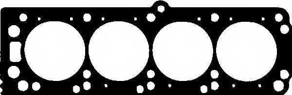 Прокладка головки цилиндра GLASER H50467-00 - изображение