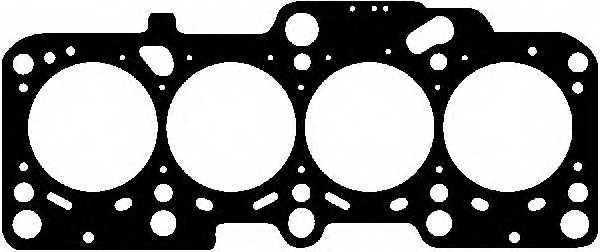 Прокладка головки цилиндра GLASER H50468-00 - изображение