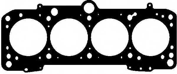 Прокладка головки цилиндра GLASER H50469-00 - изображение