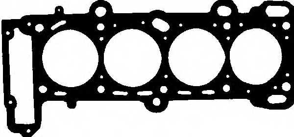 Прокладка головки цилиндра GLASER H50478-00 - изображение