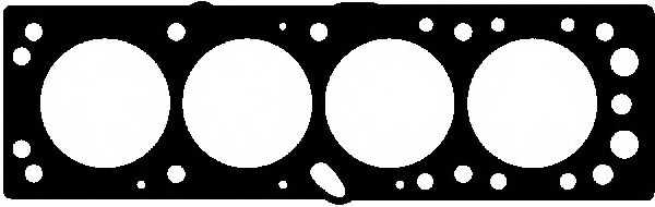 Прокладка головки цилиндра GLASER H50479-00 - изображение