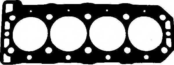 Прокладка головки цилиндра GLASER H50497-00 - изображение