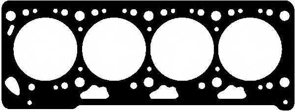 Прокладка головки цилиндра GLASER H50505-00 - изображение