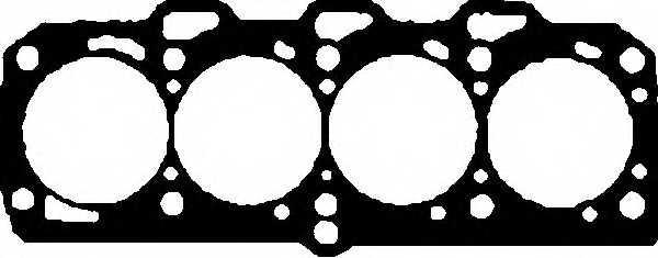 Прокладка головки цилиндра GLASER H50762-00 - изображение