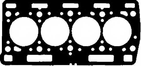 Прокладка головки цилиндра GLASER H50777-00 - изображение