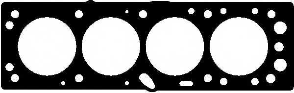 Прокладка головки цилиндра GLASER H50833-00 - изображение