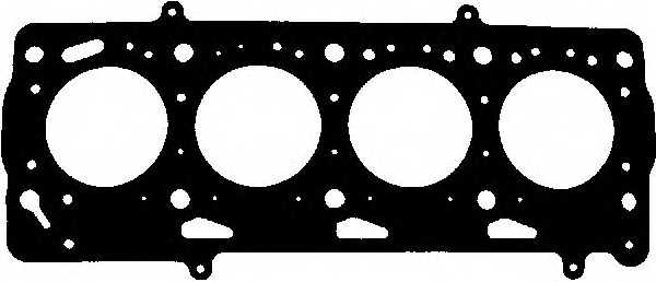 Прокладка головки цилиндра GLASER H50943-00 - изображение