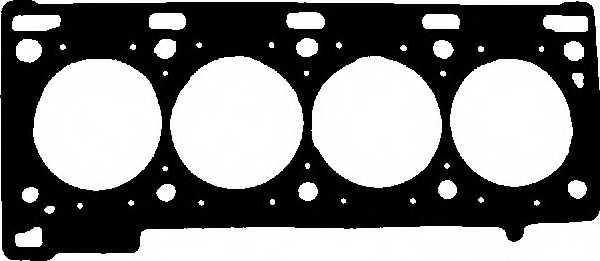 Прокладка головки цилиндра GLASER H50982-00 - изображение