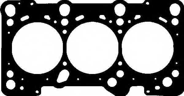 Прокладка головки цилиндра GLASER H50999-00 - изображение