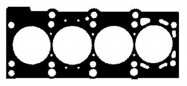 Прокладка головки цилиндра GLASER H80005-00 - изображение