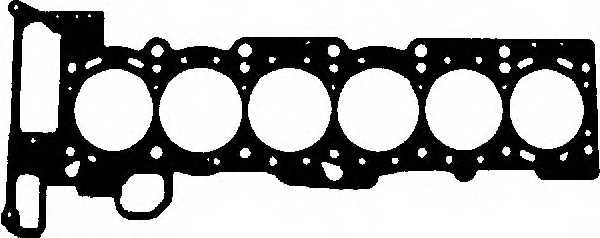 Прокладка головки цилиндра GLASER H80007-00 - изображение