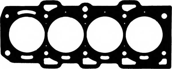 Прокладка головки цилиндра GLASER H80022-00 - изображение