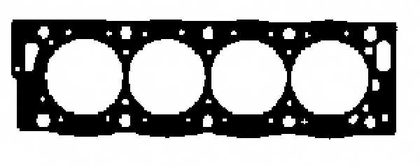 Прокладка головки цилиндра GLASER H80031-00 - изображение