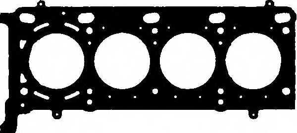 Прокладка головки цилиндра GLASER H80052-00 - изображение