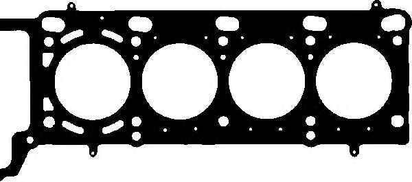 Прокладка головки цилиндра GLASER H80053-00 - изображение