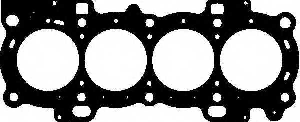 Прокладка головки цилиндра GLASER H80055-00 - изображение