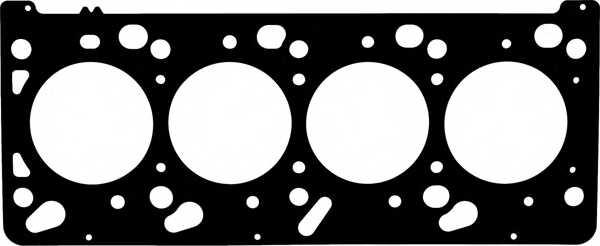 Прокладка головки цилиндра GLASER H80057-00 - изображение