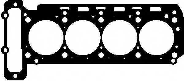 Прокладка головки цилиндра GLASER H80063-00 - изображение