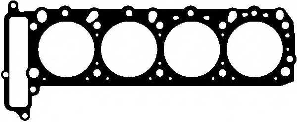 Прокладка головки цилиндра GLASER H80075-00 - изображение