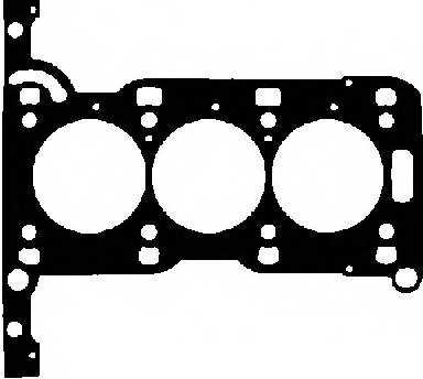 Прокладка головки цилиндра GLASER H80082-00 - изображение