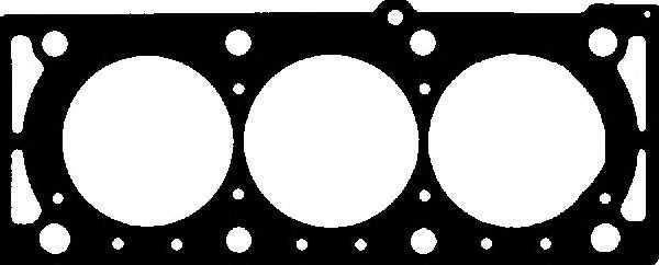 Прокладка головки цилиндра GLASER H80087-00 - изображение