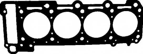 Прокладка головки цилиндра GLASER H80096-00 - изображение