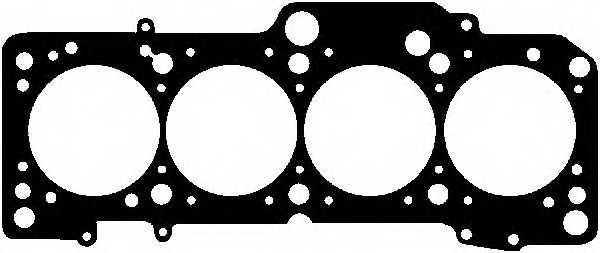 Прокладка головки цилиндра GLASER H80097-00 - изображение