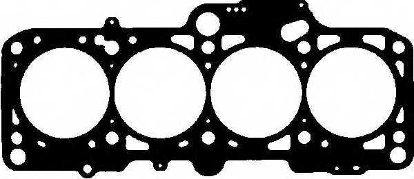 Прокладка головки цилиндра GLASER H80098-00 - изображение