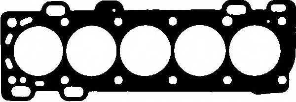 Прокладка головки цилиндра GLASER H80116-00 - изображение