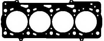 Прокладка головки цилиндра GLASER H80140-00 - изображение