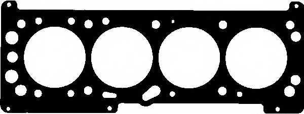 Прокладка головки цилиндра GLASER H80330-00 - изображение